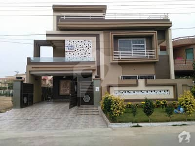 Valencia 12 Marla Unique Bungalow Is Available For Sale In Unique Location Opposite Jamia Masjid
