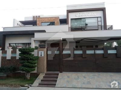 1 Kanal Triple Storey House Near Khukher Chowk At G3 Block Johar Town Phase 2