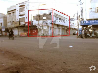 Most Prime Location 120 Sq Yards Commercial House For Sale