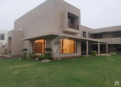 Owner Built Bungalow For Sale In DHA Phase 8 Karachi