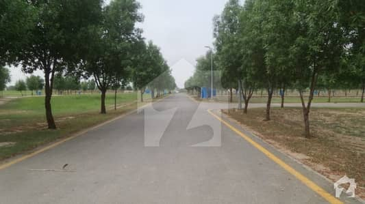 Excellent Location 5 Marla On Ground Developed Plot Available For Sale In Bahria Orchard OLC - Block A