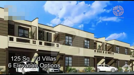 Spring Home Is Up For Sale In Precinct 12 Bahria Town Ali Block