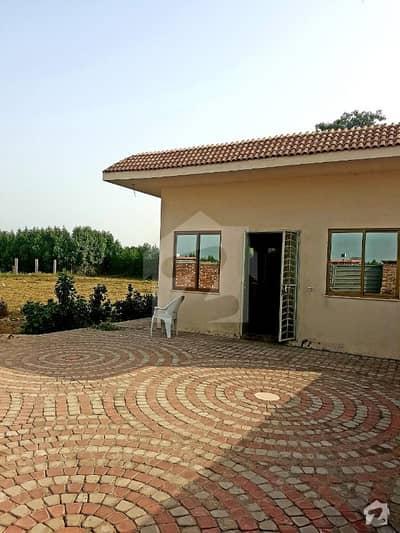 7 Kanal 11 Marla Farm House For Sale Near Chaudhary Farms