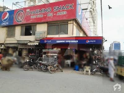کلفٹن ۔ بلاک 8 کلفٹن کراچی میں 2 مرلہ دکان 3.5 کروڑ میں برائے فروخت۔