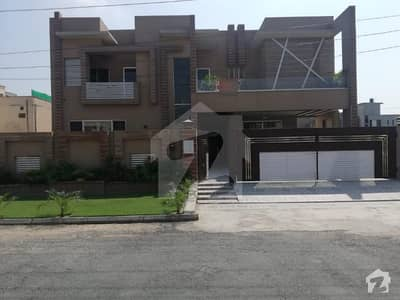 1 Kanal Brand New HouseIdeal LocationAvailable for Sale In Valencia Town Lahore