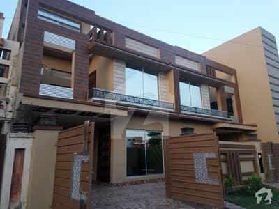 10 Marla Brand New House For Sale Near Park Market Main Road