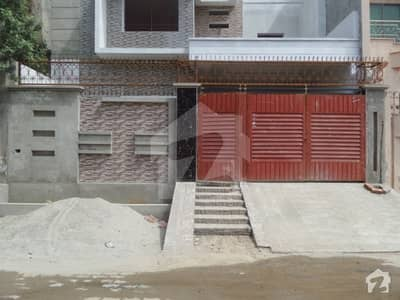 7. 5 Marla Double Storey Brand New Beautiful Bungalow For Sale