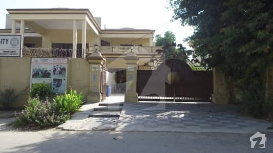 Semi Commercial House For Sale At Best Location