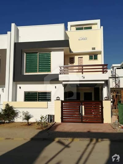 Ideal Location 5 Marla 3 Bedroom Brand New House For rent In Bahria Enclave  Islamabad Sector B1