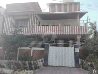 Ground+1 Corner House Available For Sale In North Karachi