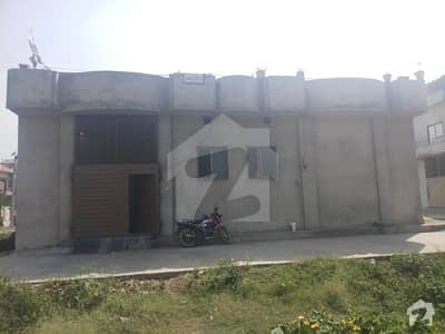 6 Marla House In Rahwali New Abadi Mohalla Ghari Shaho Back Side Of Arqm School