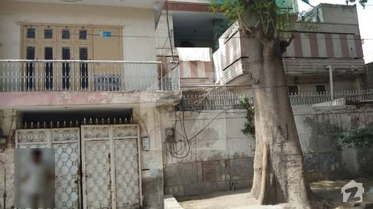 10 Marla Semi Commercial Old Construction House But Suitable For Market Department Store Ideal Location In Cheap Price