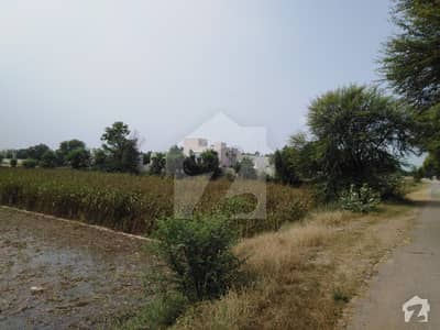 10 Kanal Land On Govt Approved Road Bahria Town Lahore