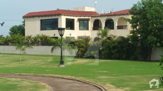 11 Marla House Facing Park In M7 On Prime Location For Sale In Lake City Lahore