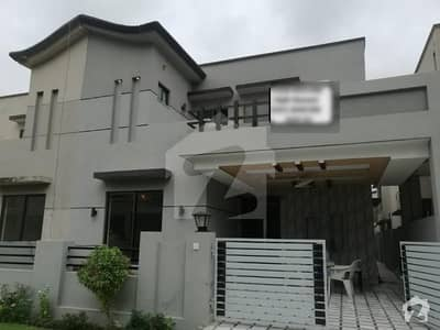 8 Marla Brand New Ready To Move Facing Park Bungalow For Sale in Divine Garden Airport Road