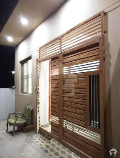 2. 5 Marla Brand New Triple Storey House For Sale Near Scheme More Multan Road.