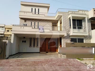 14 Marla Brand New House For Sale In CBR Town Phase 1 Islamabad