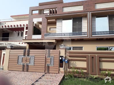 10 Marla Brand New House For Sale In Architects Engineers Housing Society Lahore