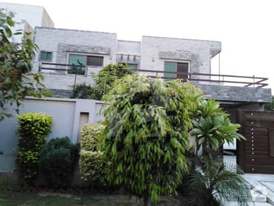 NFC Society Near Wapda Valencia 1 Kanal Owner Build Luxurious Bungalow Is Available For Urgently Sale