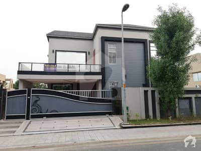 1 Kanal Brand New House For Sale In Nishtar Block Sector E Bahria Town Lahore