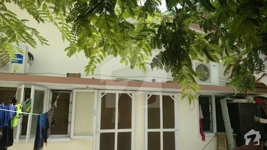 620 Sq Yards Old Bungalow Is Available For Sale In Posh Area
