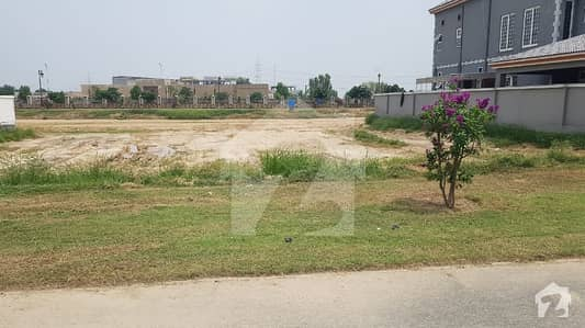 Cheapest 1 Kanal Plot Step Away From Park And Main Boulevard