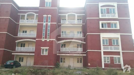 PHA - Ground Floor Flat No 03 For Sale - Block No 21 D - Type