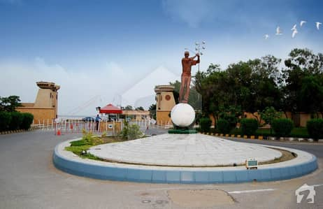 Sector 17 Plot For Sale In Dha City Karachi