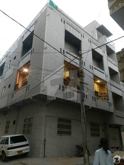 Newly Constructed Upper Portion Is Available For Sale At Sector 7-D/1 North Karachi