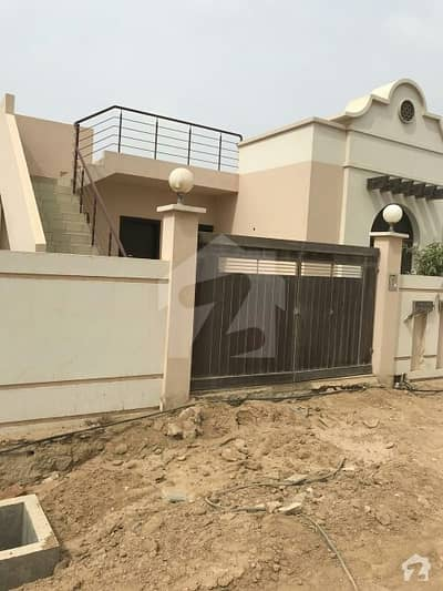 Chapal Uptown 240 Sq Yard Corner Villa For Sale