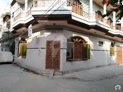 Lower Portion Corner House Is Available For Rent