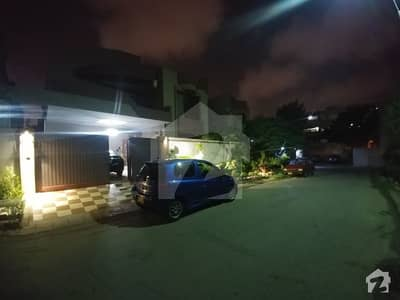 Independent House Is Up For Sale In Navy Housing Scheme Karsaz - Phase 2