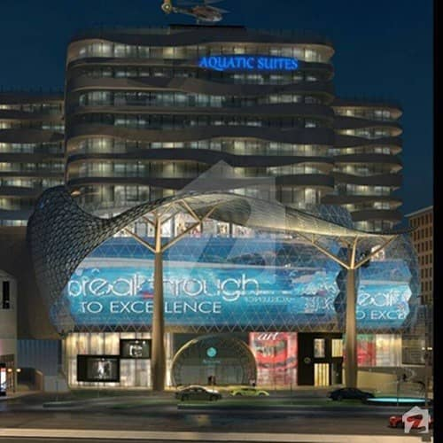 The Aquatic Mall offices For Sale Gt Road Islamabad