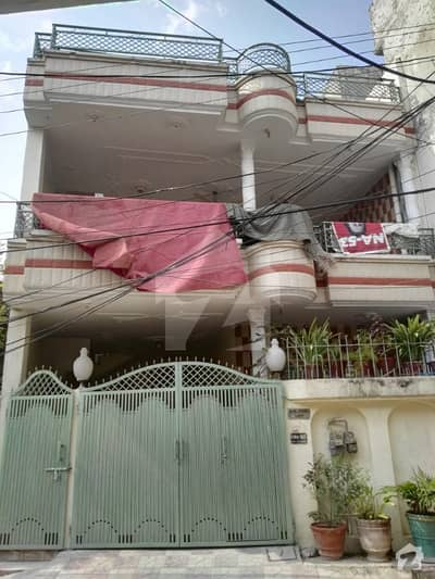 Beautiful 6 Marla Double Storey House At Shamsabad Rawalpindi