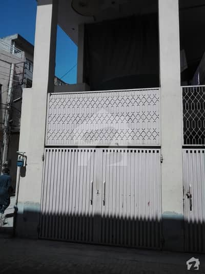 8 Marla Double Storey Corner House For Sale At Good Location In Taj Bagh Lahore