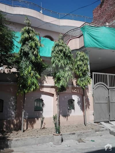 10 Marla Double Storey House For Sale At Good Location In Canal Bank Housing Scheme Lahore