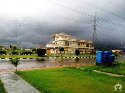 Plot Is Available For Sale In MPCHS - Multi Gardens Faisal Margalla City FMC Islamabad