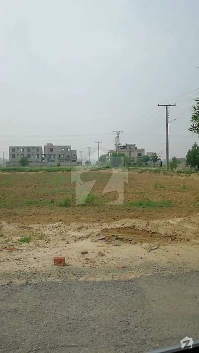 1 Kanal Plot No. E-63 Is Available For Sale In AWT Phase 2 - Block E