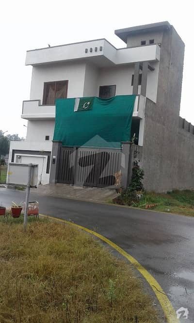 5 Marla House For Sale In University Town Gujranwala