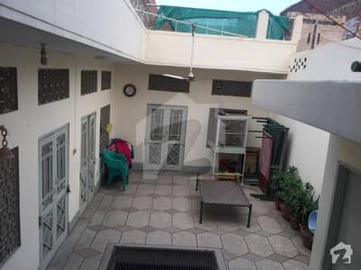 10 Marla Double Storey House With 2 Shops Available For Sale