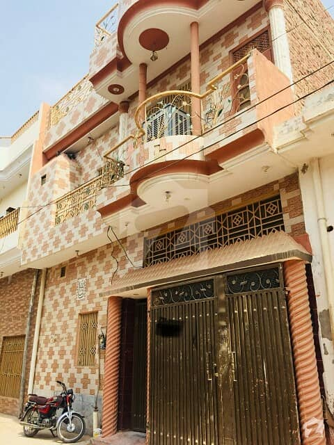 5 Marla Furnished House Is Available  For Sale