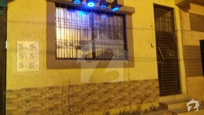 Ground Floor Small Front Portion For Sale In Nazimabad No 5