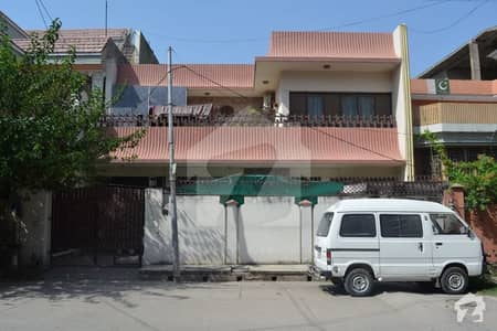 House For Sale In Railway Scheme No 1 Chaklala - Airport Road