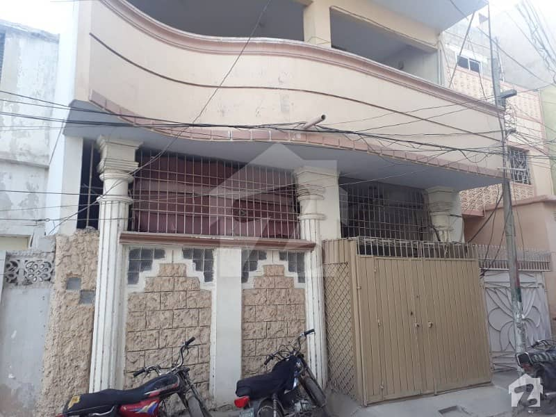 120 Square Yard House Is Available For Sale