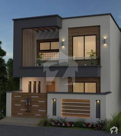 Bismillah Housing Scheme Approximate 3. 5 Marla Brand New House For Sale