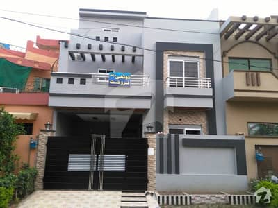 Nfc Phase1 Near Wapda Valencia 7 Marla Brand New Double Storey Luxurious  Bungalow Is Available For Urgently Sale
