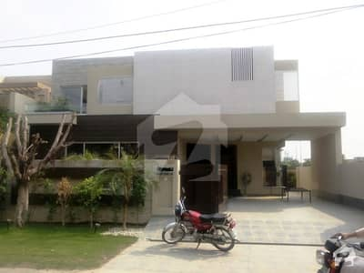 Nfc near Valencia 1Kanal facing park brand new out class  luxurious Bungalow is available for sale