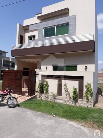 5 Marla Luxury House Is Available