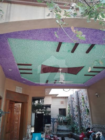 15 Marla Half Double Storey House For Sale At Good Location In Moeez Town Lahore