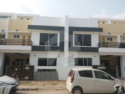Pair 5 Marla House For Sale In Bahria Enclave - Sector B1